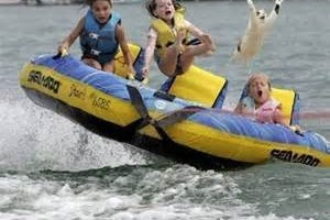 flying cat raft