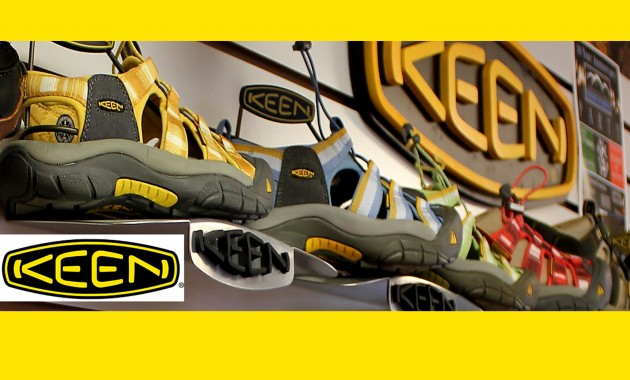 keen runner fix two
